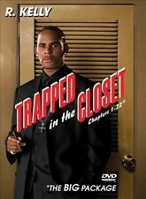 Trapped in the Closet, Chapters 1-22: The Big Package by R. Kelly (DVD,...