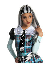 Sous licence Frankie Stein perruque robe fantaisie Monster High halloween BN