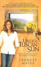 Under the Tuscan Sun by Mayes, Frances, Good Book