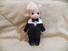 Precious Moments Groom Doll