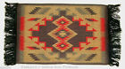 woven Placemat Table Mat Native American / Southwestern Fringed Design #1
