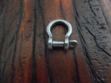 "BOW SHACKLE WITH 3/16"" PIN SS Stainless Hobie Prindle Nacra Catamaran Sailboat"