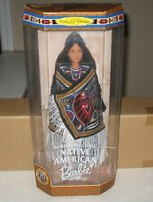 1999 Mattel Barbie Northwest Coast Native American Collector Edition Doll MIB