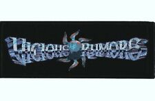 VICIOUS RUMORS - Logo  [Woven Patch]