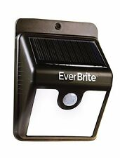 As Seen on TV Ever Brite Light LED Motion Activated Solar Power Outdoor New
