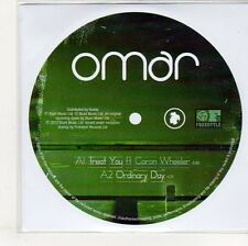 (EP59) Omar, Treat You - 2013 DJ CD