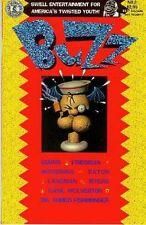 Buzz # 2 (new wave sampler, Charles Burns, 44 pages) (états-unis, 1991)