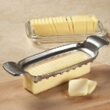 BUTTER SLICE CUTTER FOX RUN STAINLESS STEEL WIRES NEW ON CARD FREE SHIPPING
