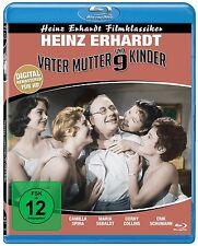 VATER, MUTTER UND 9 KINDER (Heinz Erhardt) Blu-ray Disc NEU