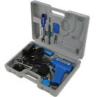 SOLDER & SOLDERING IRON GUN KIT SET +&+ LOTS OF EXTRAS!