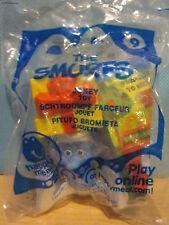 2011 McDonalds The Smurfs Jokey Smurf #9