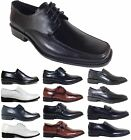 Men Classic Dress Shoes Wedding Prom Black White Lace up Oxford Harold