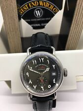 """New West End Automatic 1000 Limited Edition Arabic Numerals Named """"YACOB"""" يعقوب"""