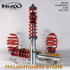 V-Maxx  ammortizzatori regolabili BMW 3 E36 con Garanzia Italia Vmaxx