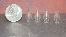 Dollhouse Miniature Glass Chimney Shades Set 1:12 inch scale G51 Dollys Gallery