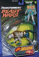 Transformers Beast Wars Transmetals CHEETOR New Factory Sealed Made 1997