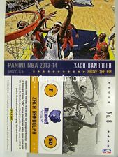 Panini nba (Adrenalyn XL) 2013/2014 - #008 Zach Randolph-Above the Rim