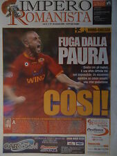 Programm Romanista UEFA CL 2008/09 AS Roma - Chelsea FC