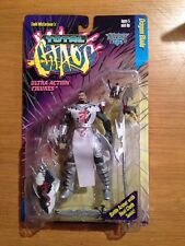 1996 Dragon Blade Total Chaos Mcfarlane Toys, Battle Armor With Cloth Tunic
