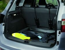 Ford Grand C-Max 04/15   Genuine Boot Liner With Tyre Repaire Kit, Except LPG