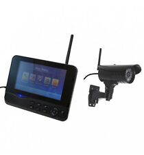 300 metre Wireless CCTV & 20 metre Night Vision External Camera Kit
