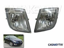NEW fog light lamp set With Bulbs for 09-10 Mazda 6 L + R side KM6