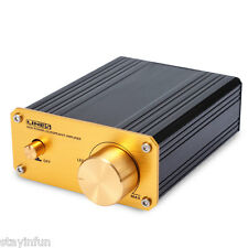 A950 50W Stereo Digital Audio Power Amplifier Aluminum Material UK