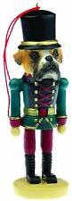 Boxer Soldier Dog Nutcracker Ornament Holiday Gift Christmas Tree Decoration