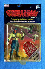 GLOW IN THE DARK CREMATOR FIGURE MOORE ACTION COLLECTIBLES CHAOS COMICS
