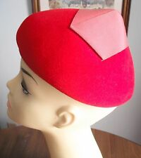 Vintage HAT For Women Union Made of WOOL in ITALY