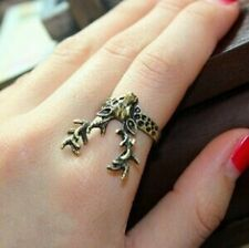 New Antique Fashion Exquisite Design Of the Original Single Retro Cute Deer Ring
