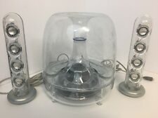 Harmon Kardon Soundsticks II computer speakers w subwoofer