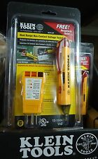 Klein Tools NCVT-2VP Dual Range Non-Contact Voltage Tester & Receptacle Tester