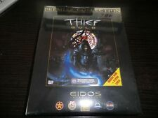 THIEF GOLD 1999 PREMIER COLLECTION EIDOS PC GAME BIG BOX NEW AND SEALED