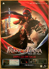 Prince of Persia RARE PS3 51.5 cm x 73 Japanese Promo Poster