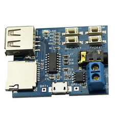 MP3 Format TF Card U Disk decoder board module amplifier decoding audio Player