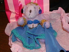 COLLECTIBLE BEAR W/CABARET BELLYDANCE COSTUME