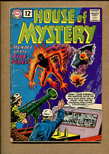 House of Mystery #117  - Menace of the Fire Furies  -1961 (Grade: 3.5)  WH