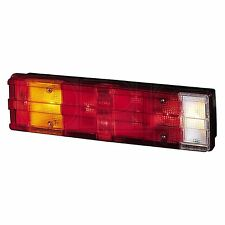 Rear Light, fits: Mercedes BENZ ATEGO C/W CTR Plug Right | HELLA 2VP 008 204-081