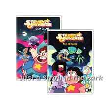 Steven Universe: TV Series Complete Gem Glow & The Return Box / DVD Set(s) NEW!