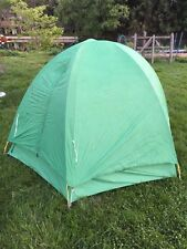 Eureka 2 Person Vintage Green Tent Dome Solid Tent Poles