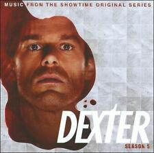 Dexter: Season 5 - Music From The Showtime Original Series 2011 Ex-Library