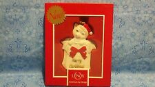 "LENOX ""KITTY CHRISTMAS"" ORNAMENT---NEW IN BOX"
