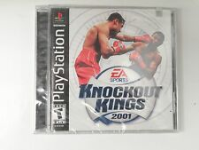 Knockout Kings 2001 (Sony PlayStation 1 PS1 PS, 2000)