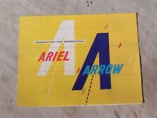 Ariel Arrow for Vintage Motorcycle