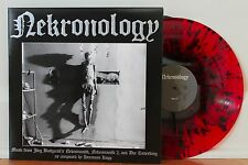 HERMANN KOPP Nekronology: Nekromantik & Der Todesking LP (Aesthetic, 2009) RED