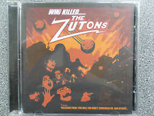 THE ZUTONS - WHO KILLED THE ZUTONS -  CD - ALBUM