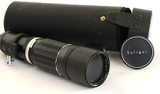 Soligor 400mm f/6.3 Lens with a M42 Screw Mount  (0578)