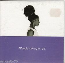 PEOPLE Moving On Up CD Single / Card Sleeve