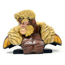 Sideshow Sabretooth Legendary Scale Bust Signed Tyler Mane RARE Autographed Ver